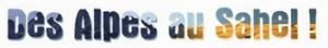 des alpes au sahel logo