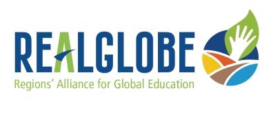 Logo Real Globe-fond blanc